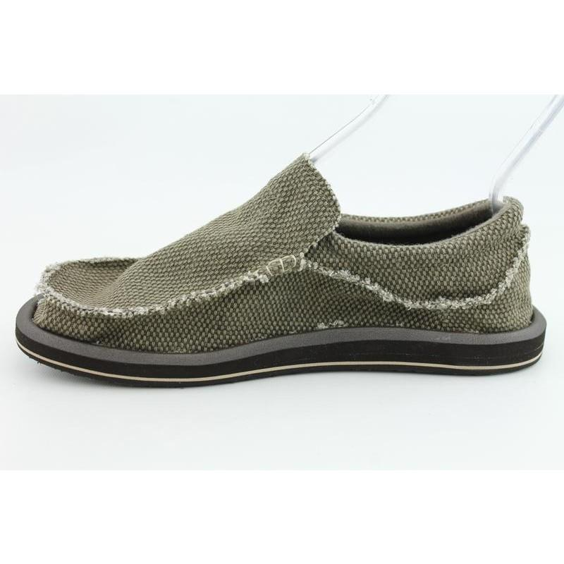 Sanuk Men's Chiba Brown Casual Shoes - Thumbnail 1