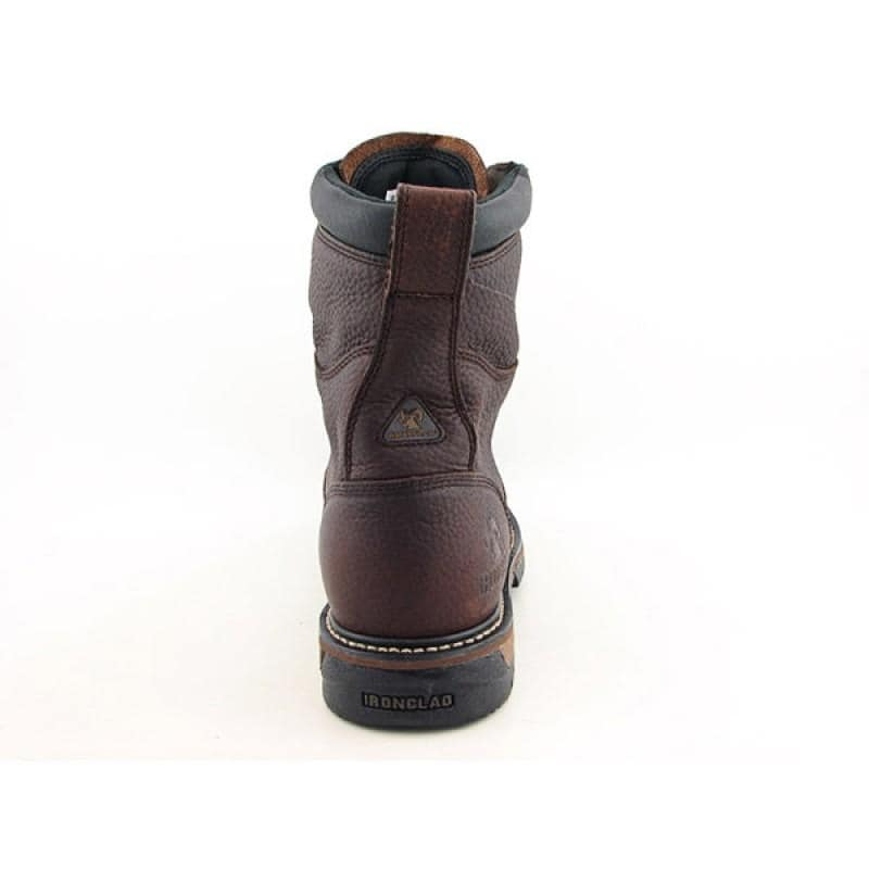 Rocky Men's Ironclad Brown Boots (Size 9.5)