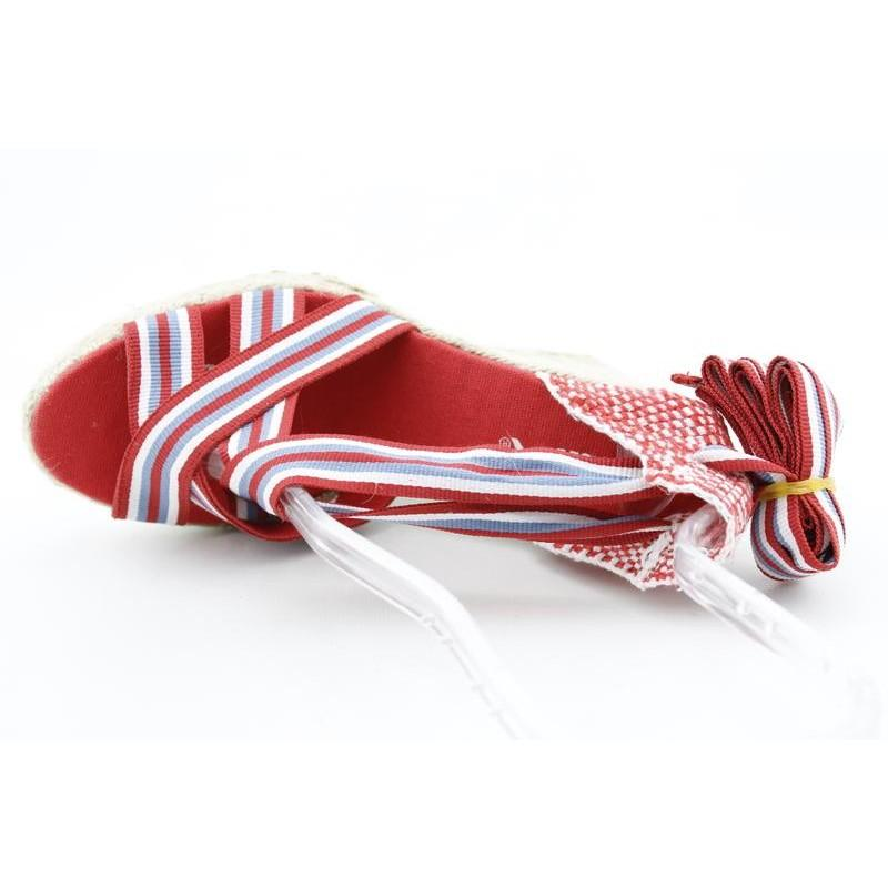Mia Women's Asturias Reds Sandals