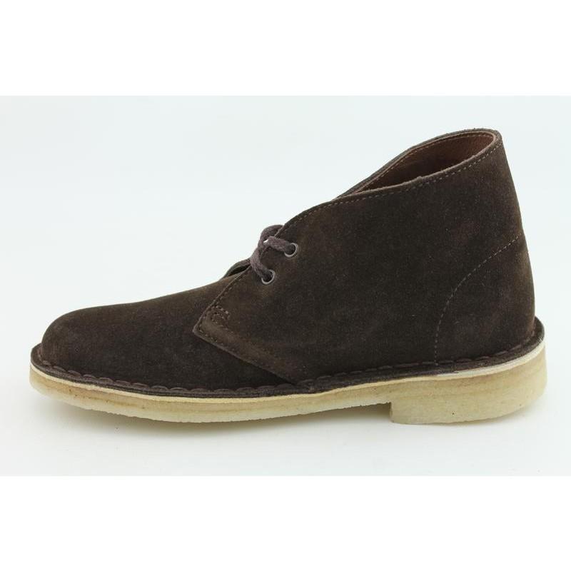 Clarks Originals Women's Desert Boot Brown Boots
