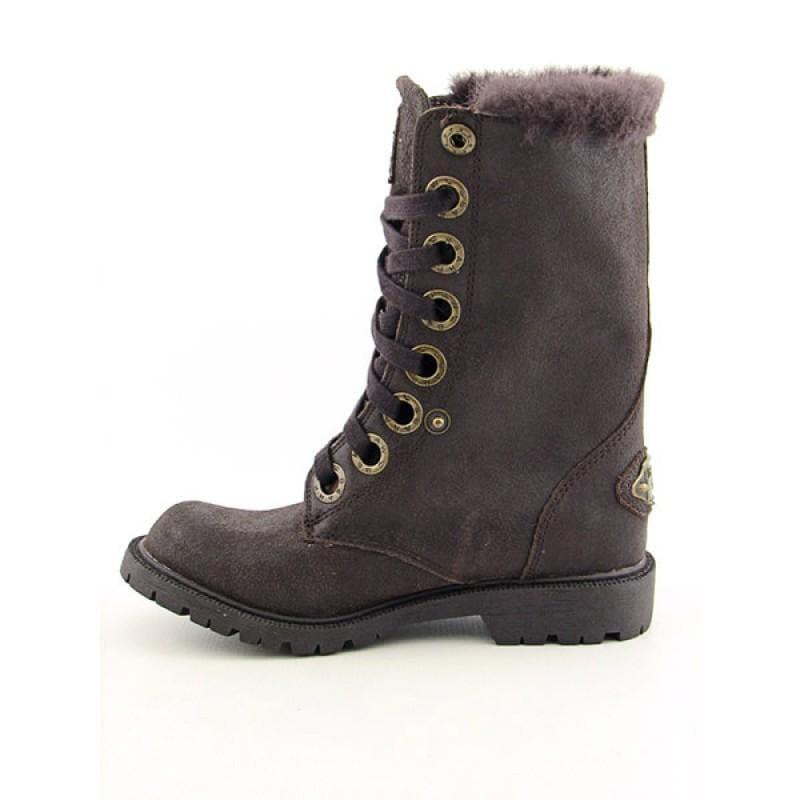 Bearpaw Women's Kayla Brown Boots - Thumbnail 1