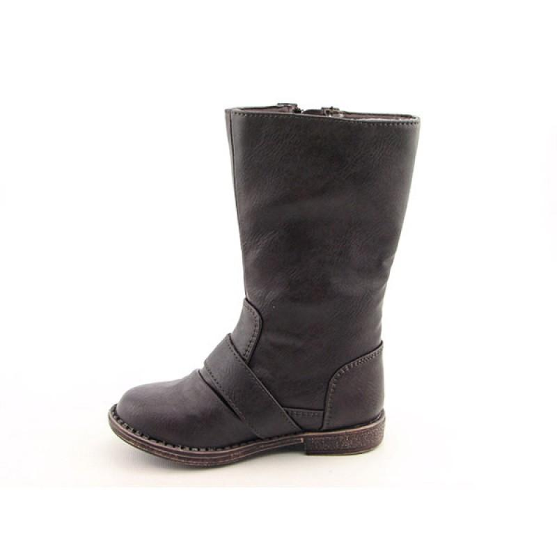 Kenneth Cole Reaction Infants Baby Toddler's Nice N Treat 2 Brown Boots