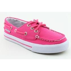 shop nautica toddler's tomales bay pink casual shoes