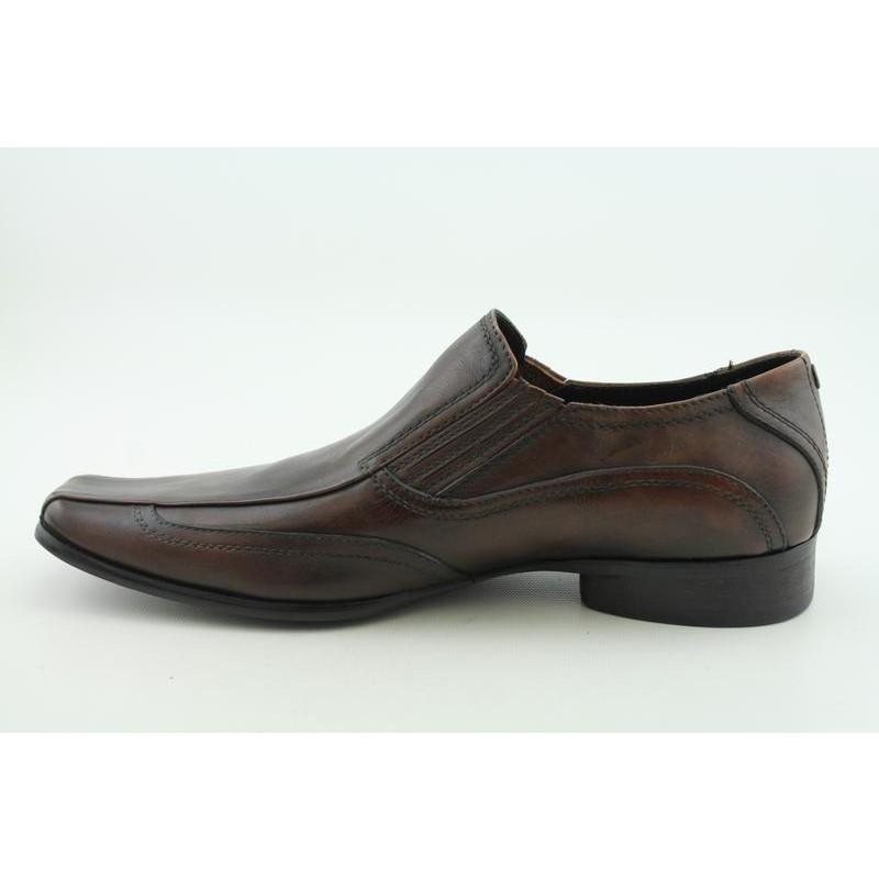 Kenneth Cole Reaction Men's Co-Note-Tate Brown Dress Shoes