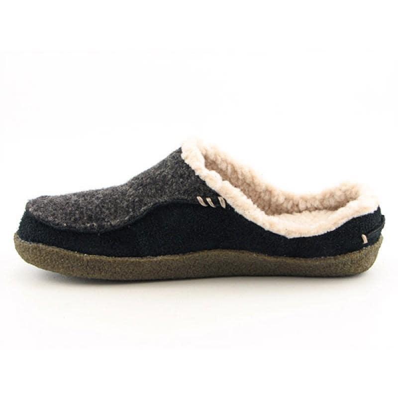 Acorn Men's Odin Brown Slippers (Size 7) - Thumbnail 1