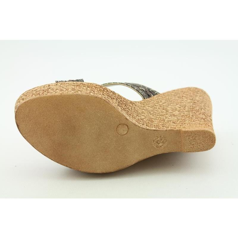 Damiani S Women S 2584s2 Brown Sandals Free Shipping On