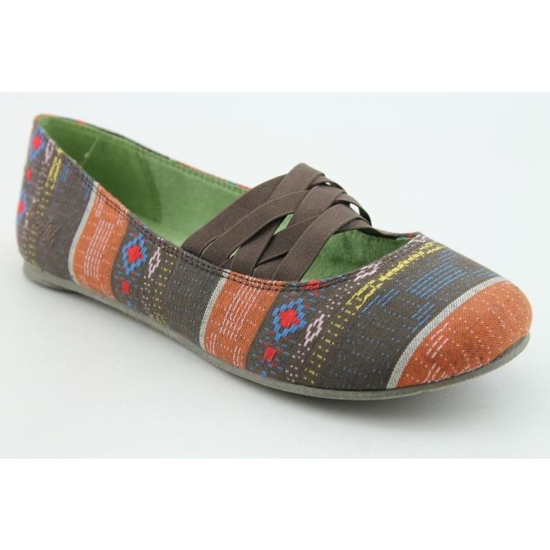 Blowfish Women's Sadiki Browns Casual Shoes