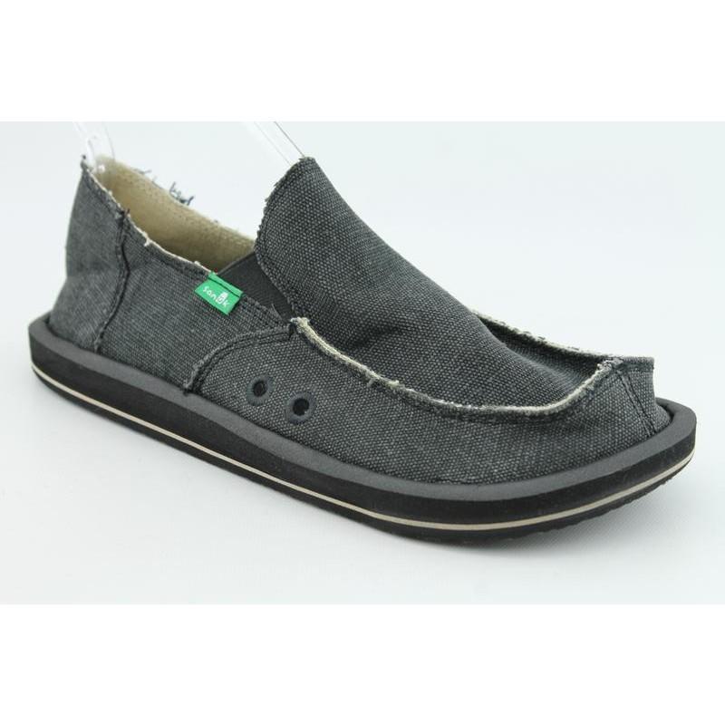 Sanuk Men's Vagabond Gray Casual Shoes