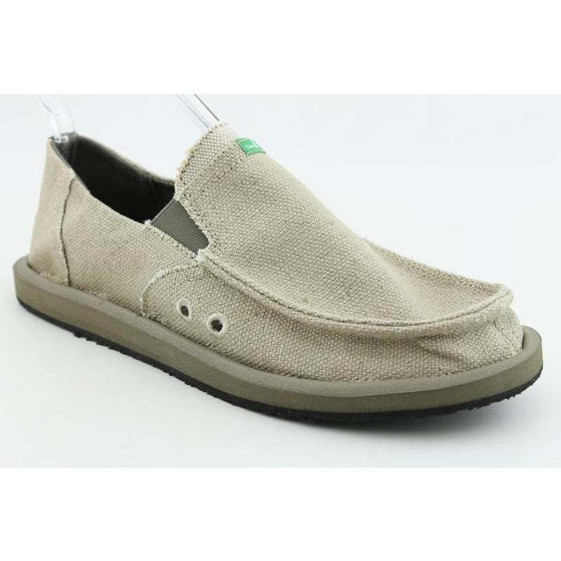 Sanuk Men's Rasta Pouch Beige Casual Shoes