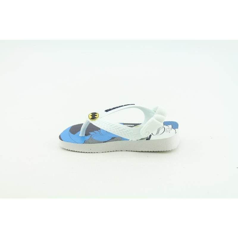 Havaianas Toddler's Baby Herois White Sandals