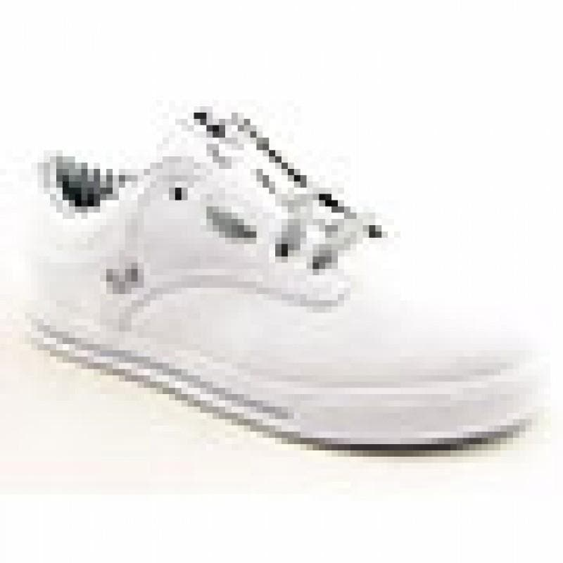 Vlado Men's Spectro 3 White Casual