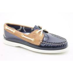 Sperry Top Sider Women's A/O 2 Eye Blues Casual Shoes