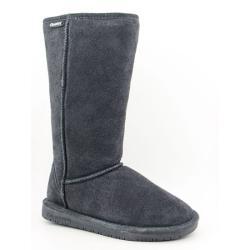 Bearpaw Women's Emma Tall Gray Boots
