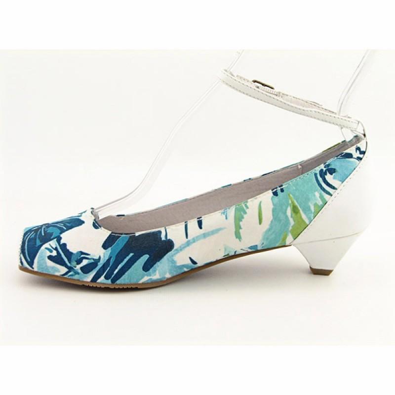 Baci Women's Mila Blue Heels (Size 8.5)