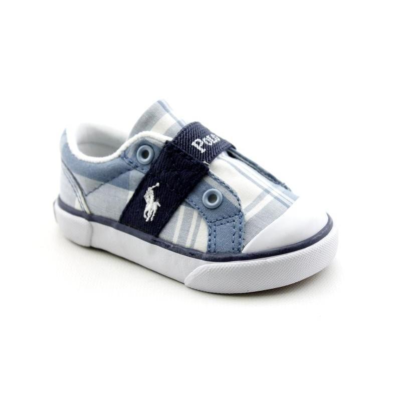 Ralph Lauren Layette 's Gardener Blues Casual Shoes