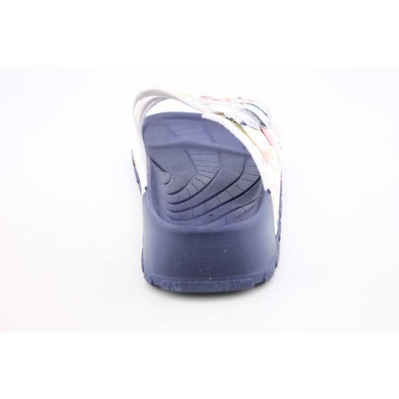 Birki's Women's Sansibar White Sandals