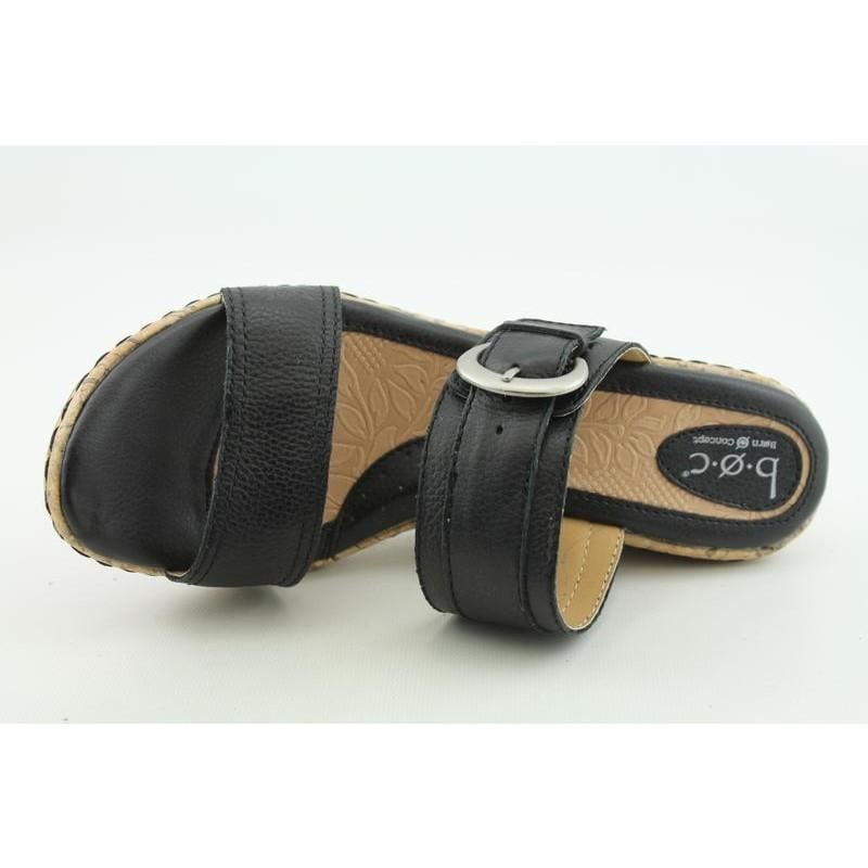Born Concept Women's Ruth Black Sandals (Size 11)