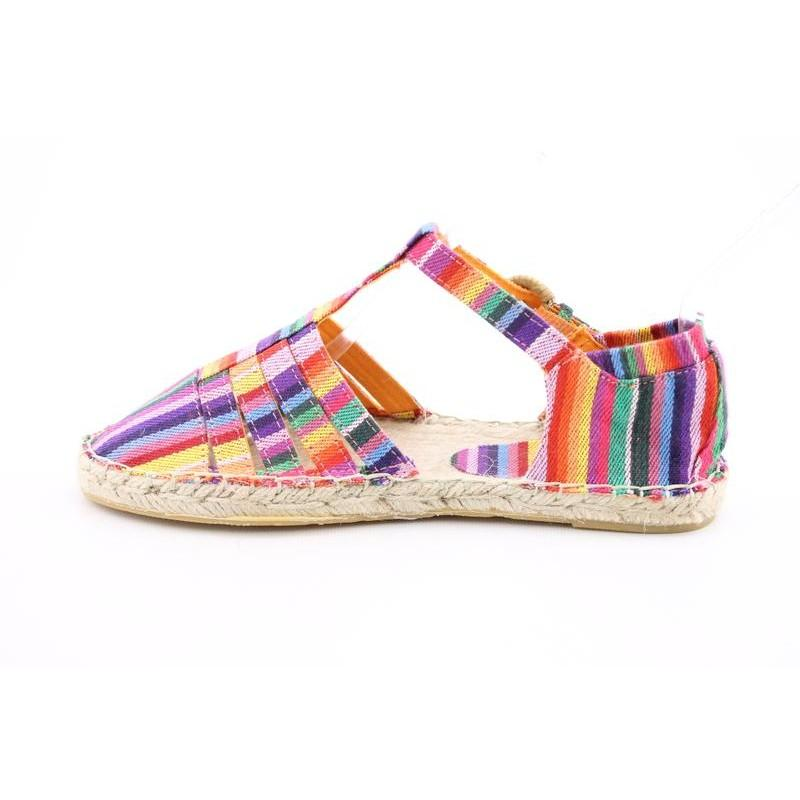 Rocket Dog Women's Lilly Multi-Color Casual Shoes - Thumbnail 2