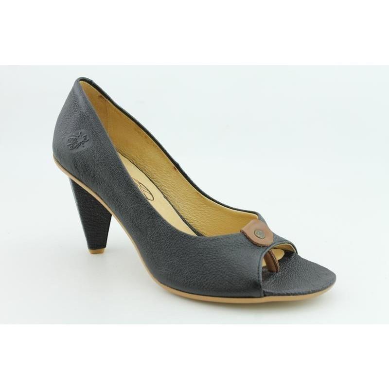 Fly London Women's IPSO Black Dress Shoes (Size 8.5)