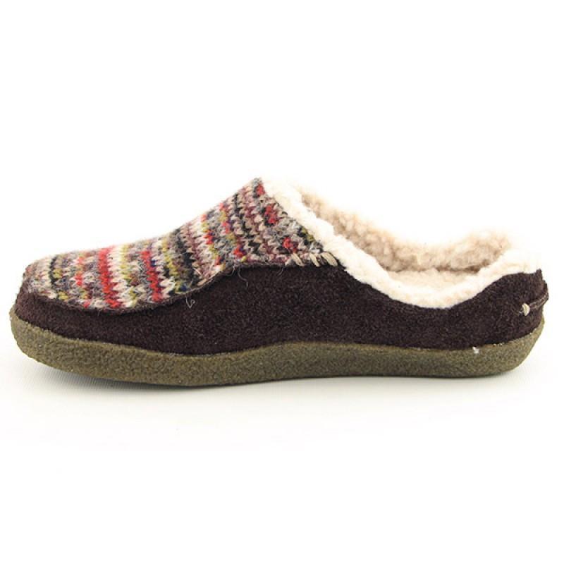Acorn Women's Ilsa Green Slippers