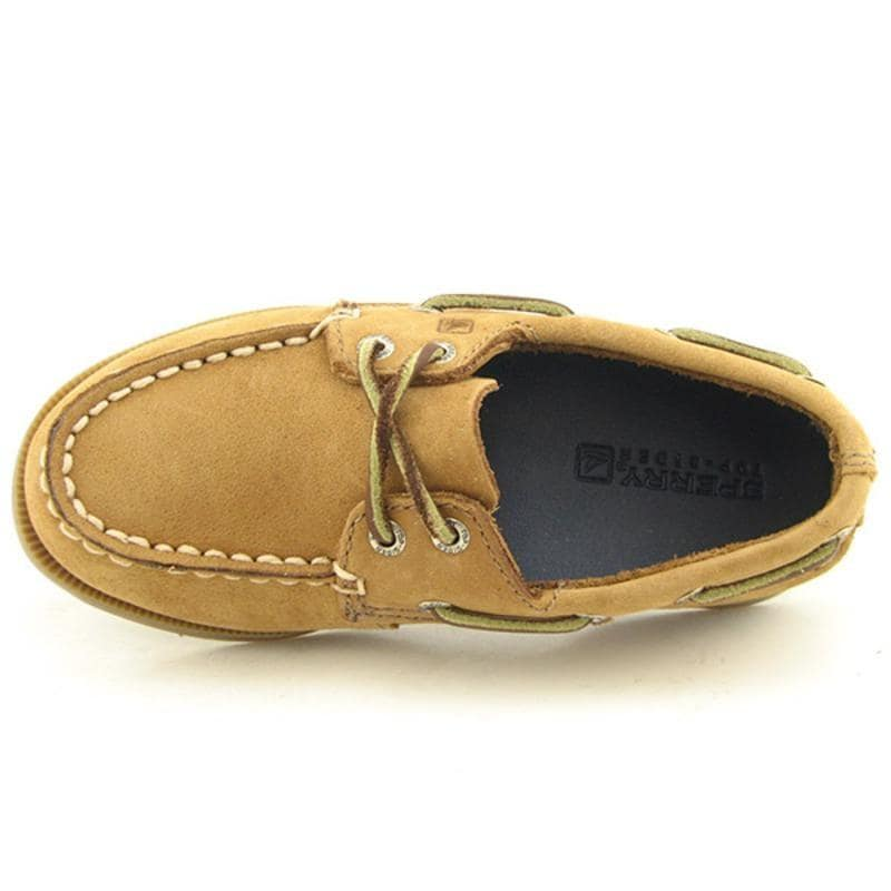 SPERRY TOP SIDER Kids's A/O 2 Eye Beige Loafers - Thumbnail 2