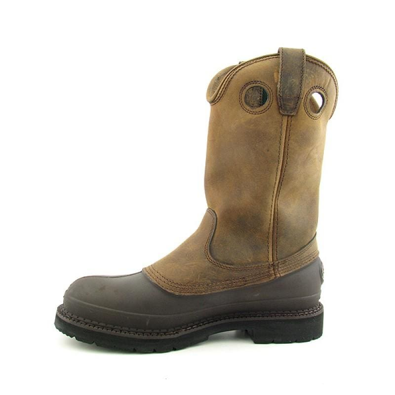 "GEORGIA Men's G5514 12"" Muddog Brown Boots"