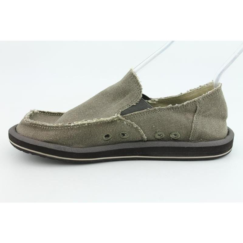 Sanuk Men's Vagabond Brown Casual Shoes - Thumbnail 1