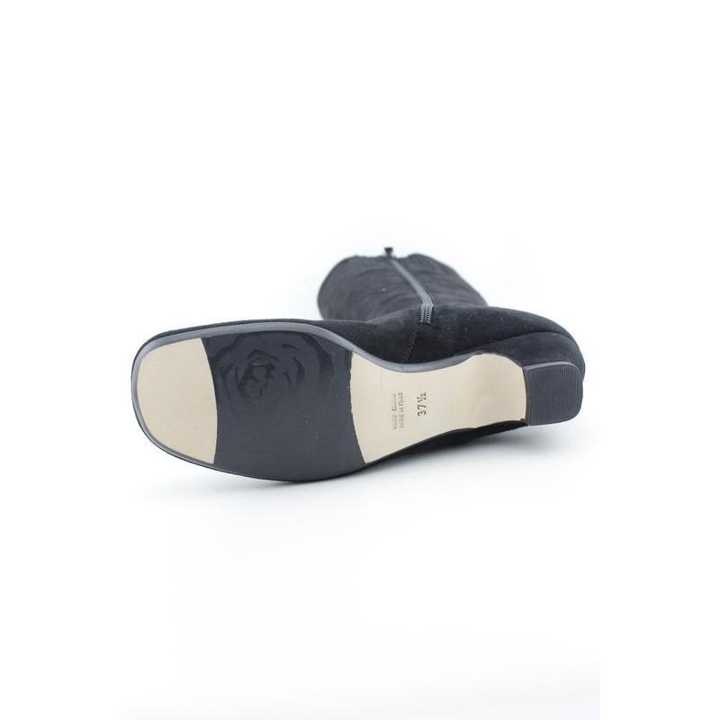Taryn Rose Women's Rania-Aqua Rose Blacks Boots (Size 10) - Thumbnail 2
