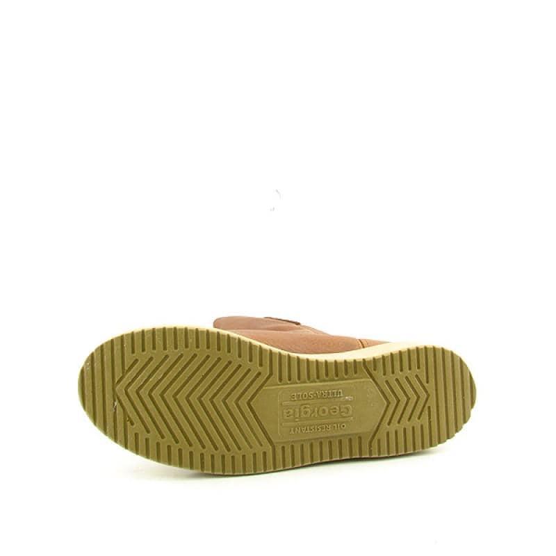 GEORGIA Men's Wellington Wedge Brown Boots (Size 7) - Thumbnail 2