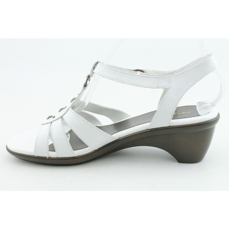 easy spirit s osanna white dress shoes size 10