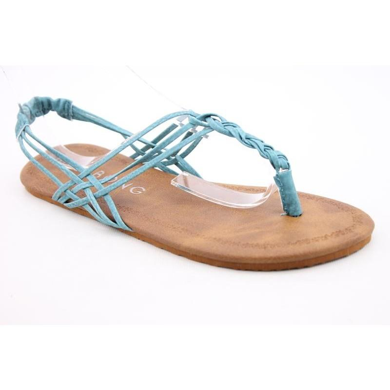 1327ba0ecd5 Shop Billabong Women s Woven Through Time Blue Sandals - Free Shipping On  Orders Over  45 - Overstock - 6685466