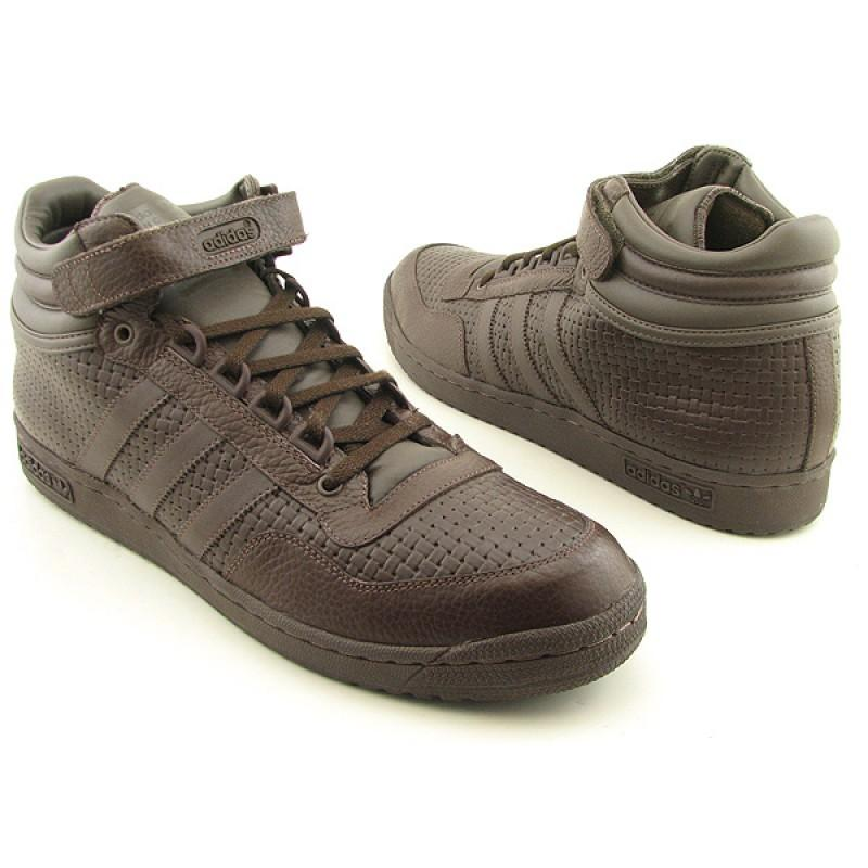 purchase cheap 04876 e7590 Adidas Menx27s Concord Mid Brown Athletic ...
