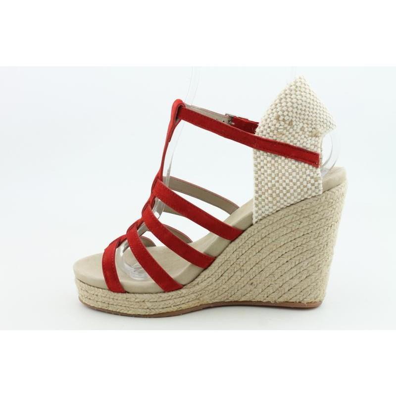 Yin Women's Pepper Red Sandals