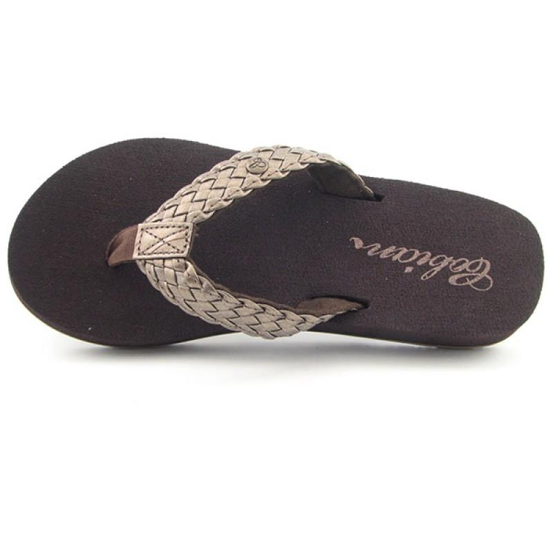 how to make braided flip flops