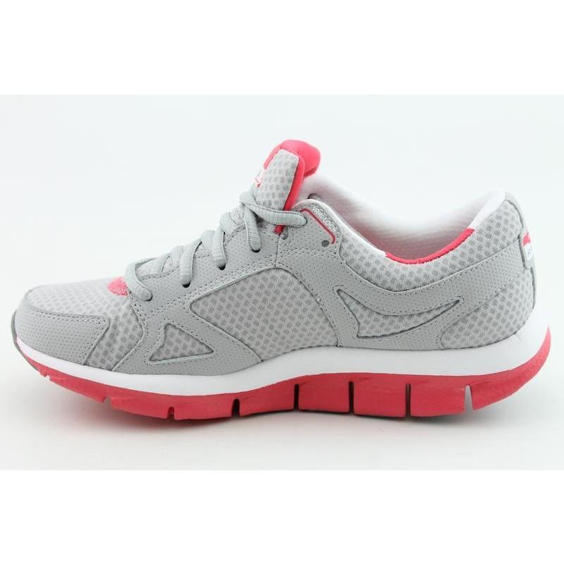 Skechers Shape-Ups Women's Liv-Fearless Grays Casual Shoes - Thumbnail 1