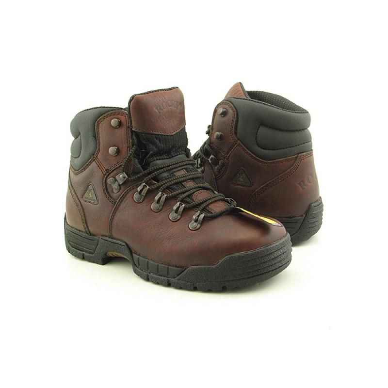 ROCKY Men's 6114 Mobilite Brown Boots
