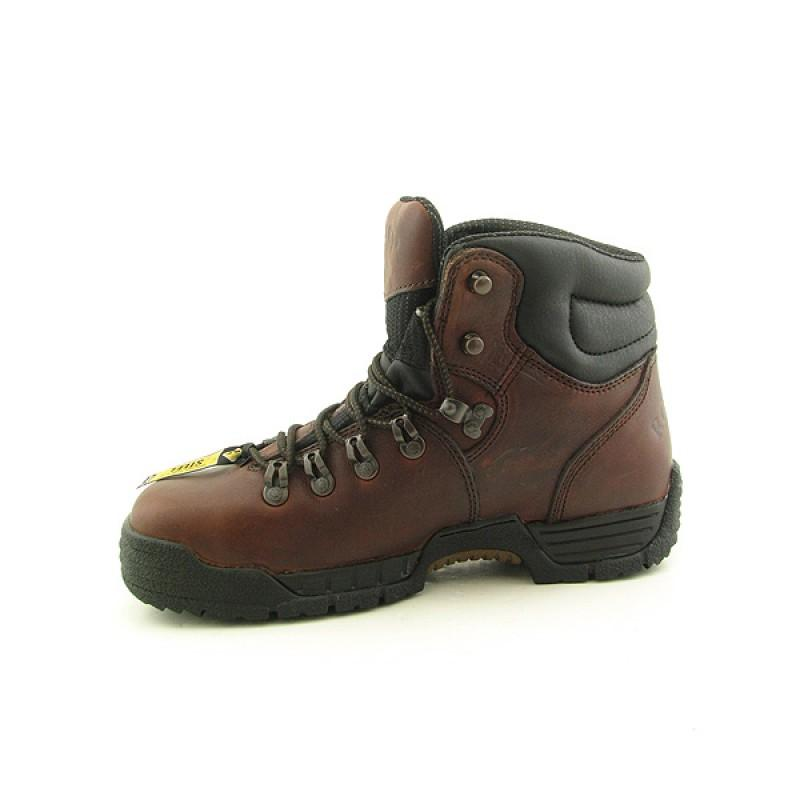 ROCKY Men's 6114 Mobilite Brown Boots - Thumbnail 1
