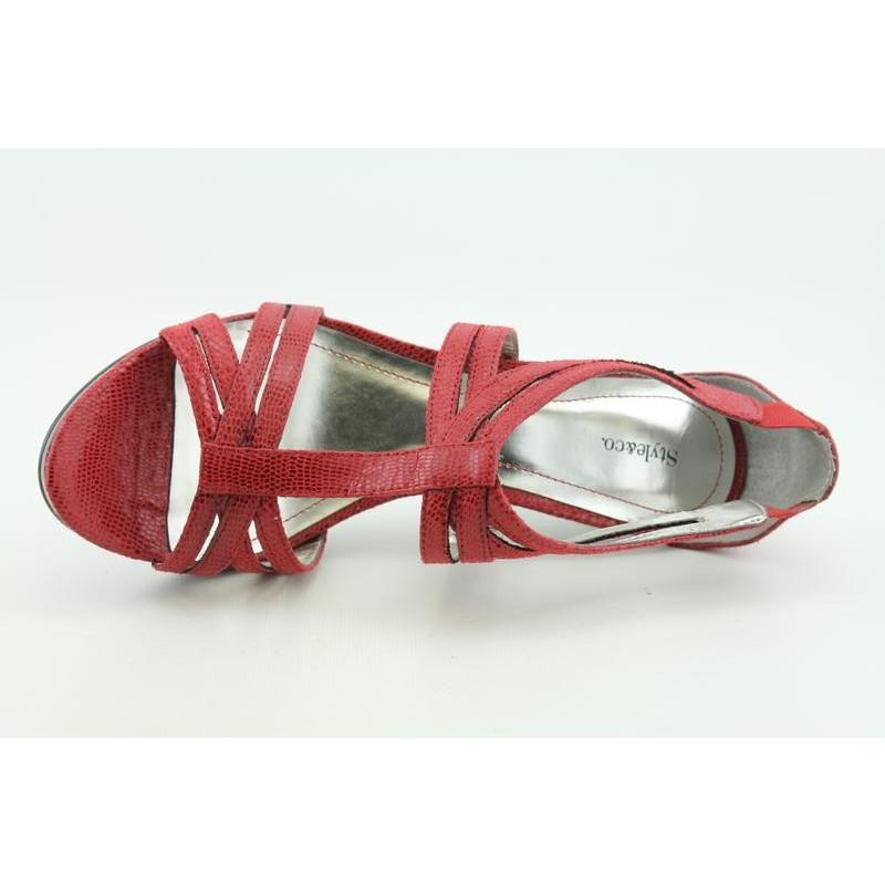 Style & Co Women's Sultry Red Dress Shoes