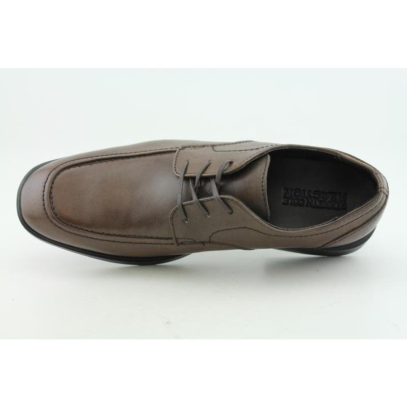 Kenneth Cole Reaction Men's Be Our Guest Brown Dress Shoes - Thumbnail 1