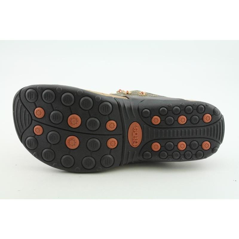Taos Women's Scout Brown Sandals - Thumbnail 2