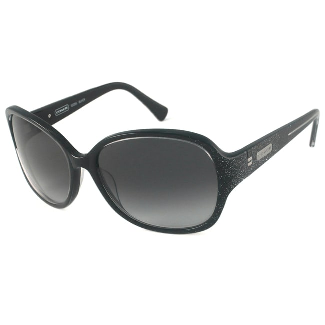 Coach S2055 Women's Rectangular Sunglasses
