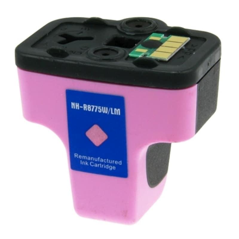 HP 02/ C8775WN Light Magenta Ink Cartridge (Remanufactured)