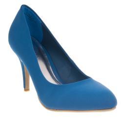 Riverberry Women's 'Vinnie' Blue Pointed-toe Heels
