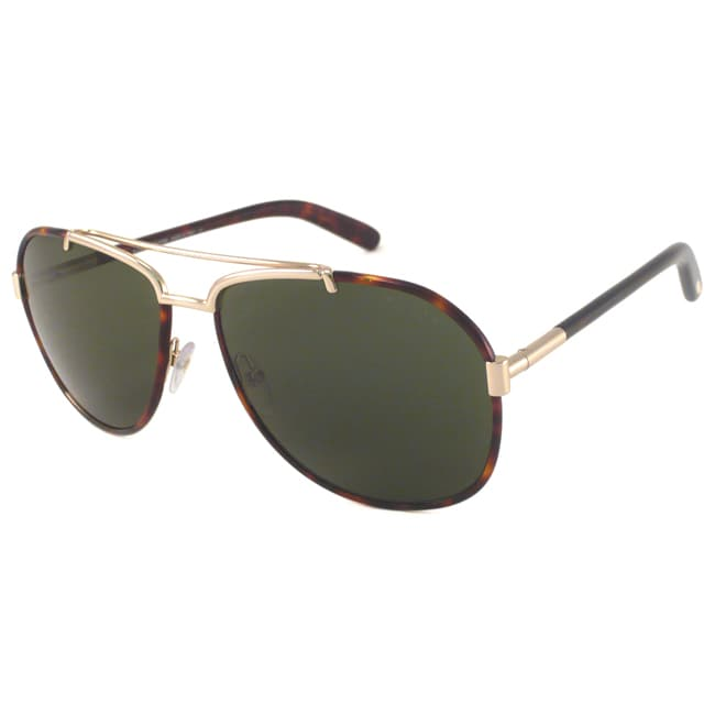 Tom Ford TF148 Miguel Men's Aviator Sunglasses