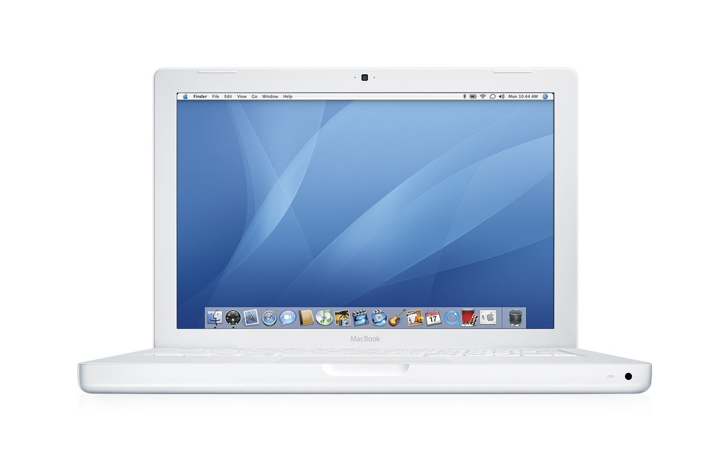 "Apple MacBook 13.3"" Notebook - Intel Core 2 Duo T7400 2.16 GHz - Whit"