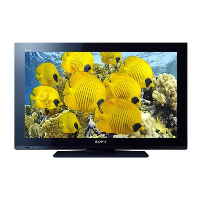 Sony BRAVIA KDL32BX320 32-inch 720p LCD TV (Refurbished)