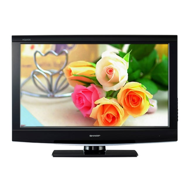 Sharp AQUOS LC32D47U 32-inch 720p LCD TV (Refurbished)