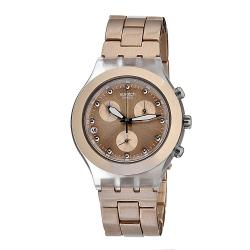 Swatch Women's Full Blooded Caramel Watch