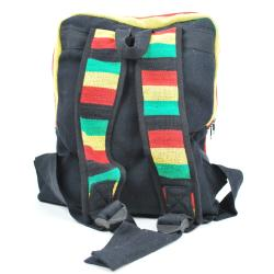 Cotton Rasta Back Pack (Nepal) - Thumbnail 2