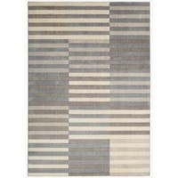 Nourison Utopia Light Multi Abstract Rug (9'6 x 13')